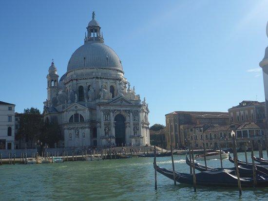 The Westin Europa & Regina, Venice: View from hotel terrace bar