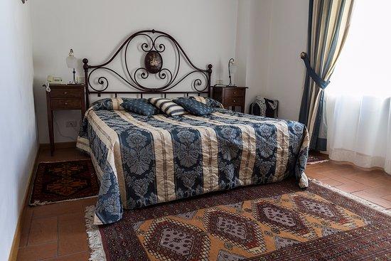 La Fenice Park Hotel : la camera da letto