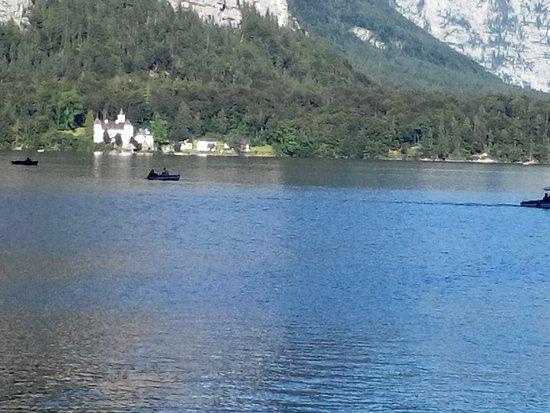 Alpes austríacos, Austria: vista del paese