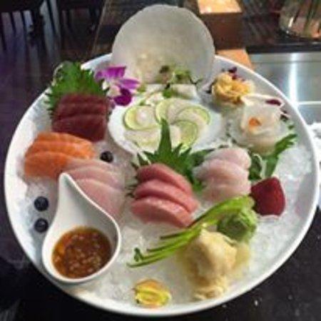 Kettering, OH: Sashimi