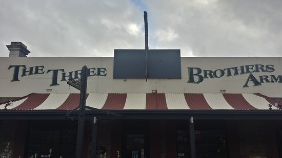 Macclesfield, Australia: Three Brothers Arms