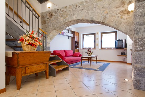Grimacco, Włochy: casa melinjak