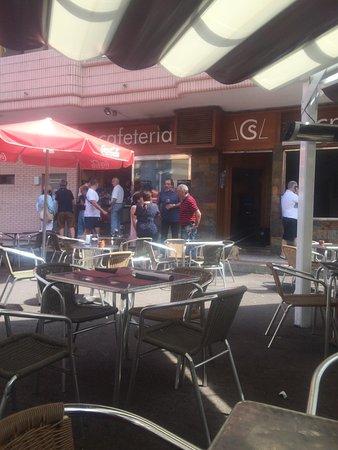 Cafetería El Crisa