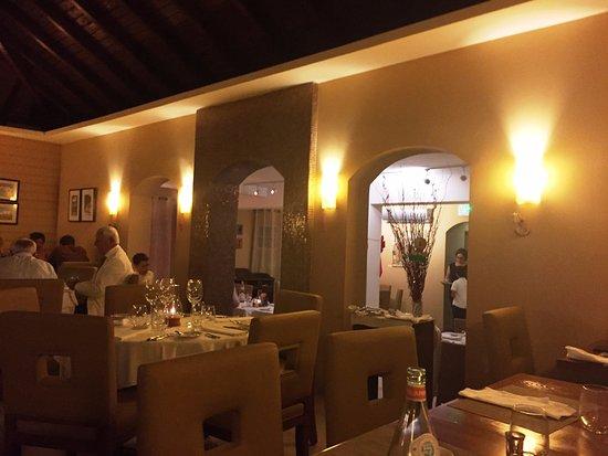 Spiga Restaurant: Ambiance