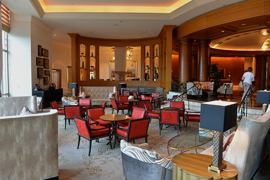 Mandarin Oriental, Washington DC: Empress Lounge
