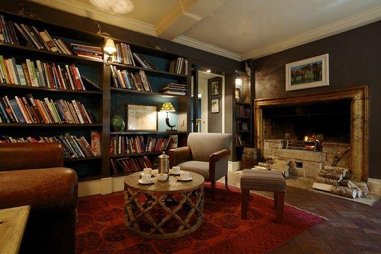 Bay Tree Hotel: The Bay Tree Library