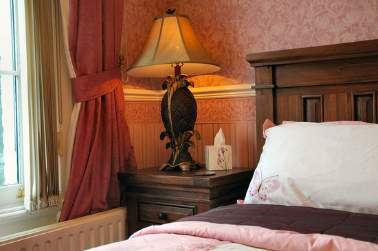 The Old Rectory at Broseley: shrewsbury room