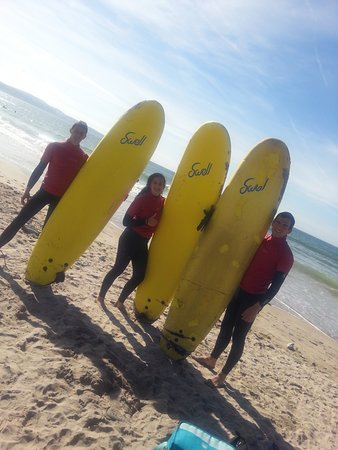 Gwithian Academy of Surfing Picture