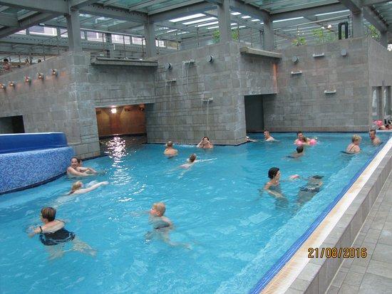 Wellness Ziva: piscine intérieure
