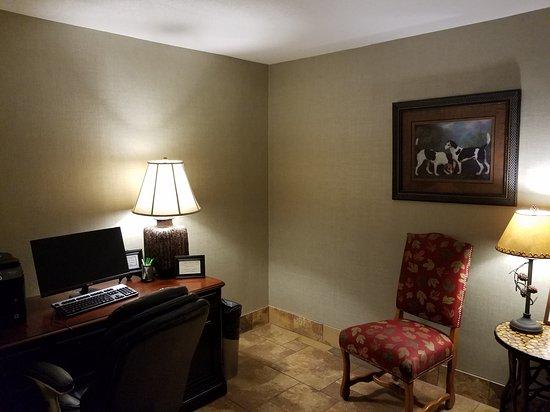 Holiday Inn Asheville - Biltmore East: Business Center