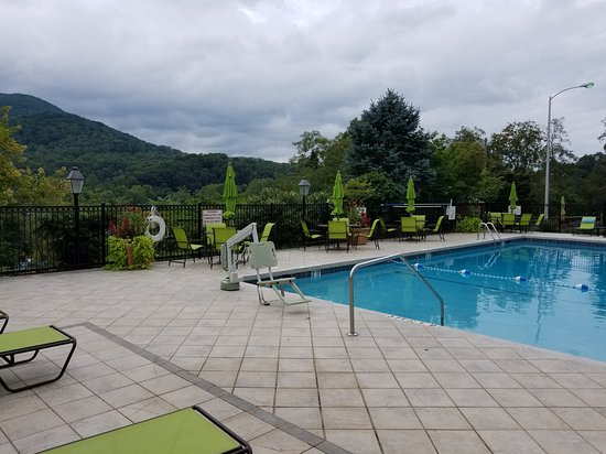 Holiday Inn Asheville - Biltmore East: ADA Pool Lift