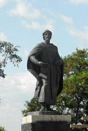 Bila Tserkva, ยูเครน: Prince Jaroslav Monument