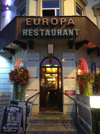 Europa Restaurant: IMG_20160901_200129_large.jpg
