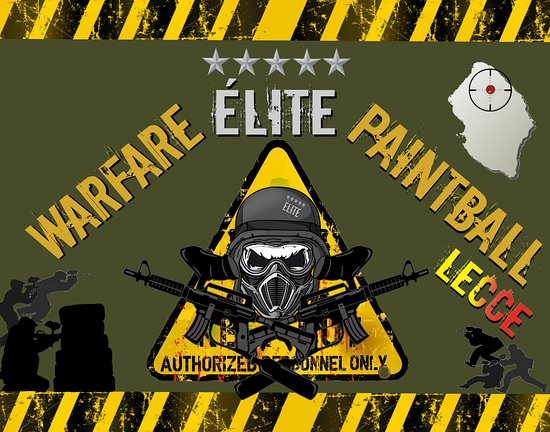 Warfare Elite Paintball Lecce