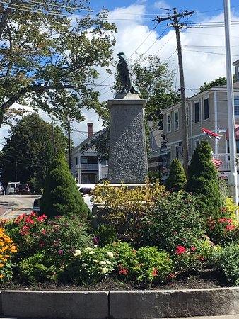 Franciscan Guest House: downtown Kennebunkport
