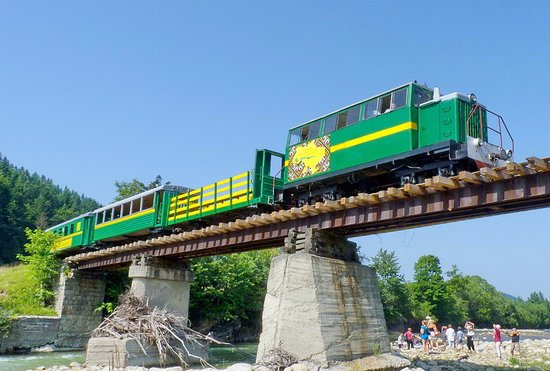 Carpathian Tram