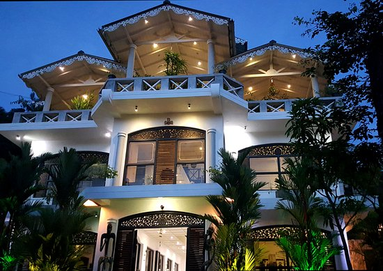 Ridee Villa: main page