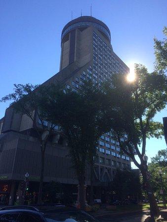 Hôtel Le Concorde Québec Aufnahme