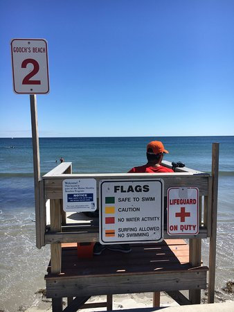 Kennebunkport, ME: #2 lifeguard station