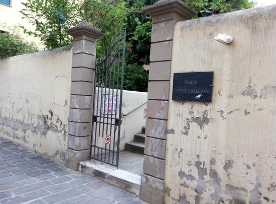 Parco Urbano SS. Cosma e Damiano