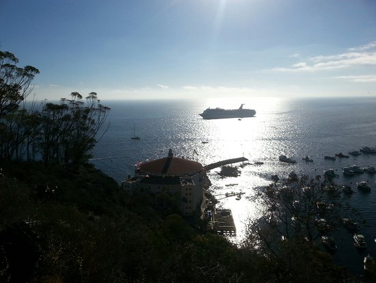 Trans-Catalina Trail: Views
