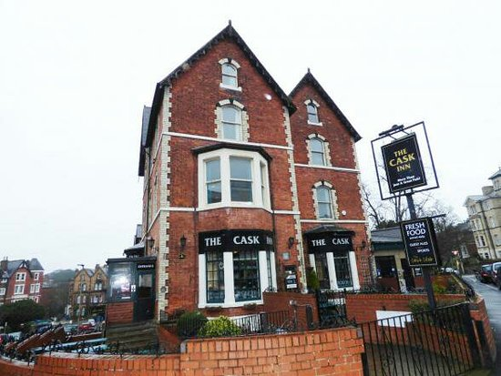 ‪The Cask Inn & Club‬