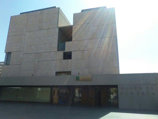 Museo de Almería: Exposición temporal Museo arqueológico de Almería