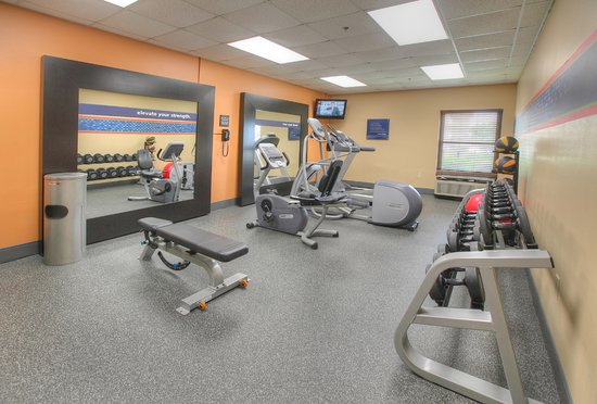 Hampton Inn Tuscaloosa -East: Fitness Center