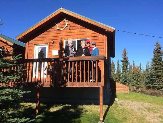 alaskan spruce cabins bewertungen fotos preisvergleich healy