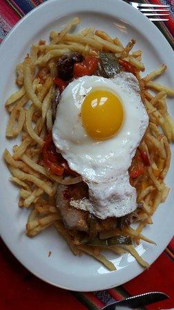 Restaurant Viracocha: 20160902_122320_large.jpg