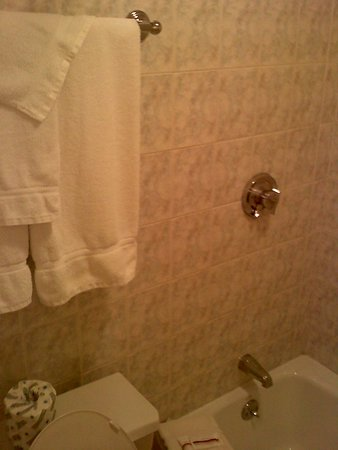 Red Roof Inn & Suites Herkimer: Clean, Clean, Clean!