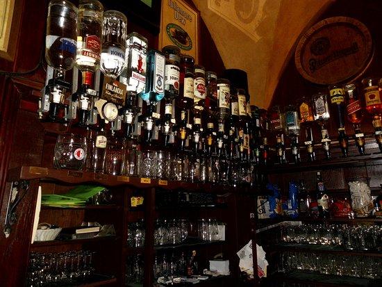 Cheb, República Checa: Le bar