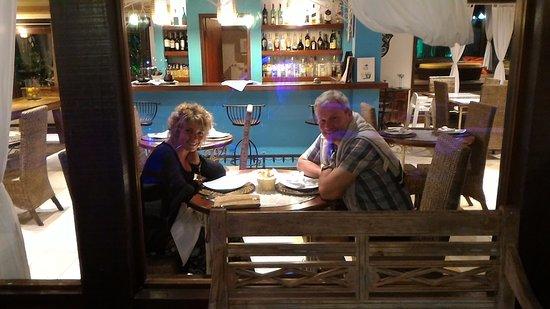 La Pedrera Small Hotel & Spa: Cena