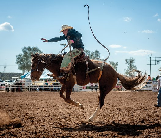 Yuma Jaycees Silver Spur Rodeo, Hosted Every February