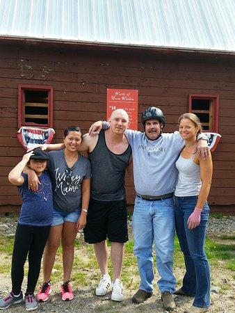 Adirondack Equine Center : Ride was a success