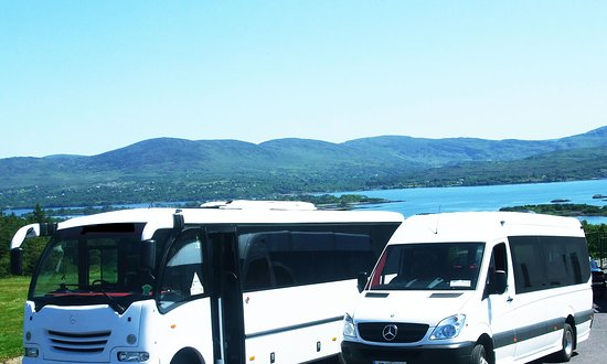 Kenmare, Ireland: Relax and view the scenery
