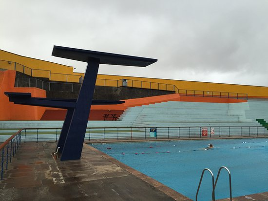 Portishead lido picture of portishead open air pool - Open air swimming pool portishead ...