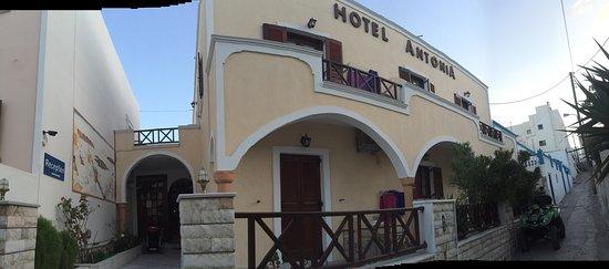 Antonia Hotel Santorini: 🔝🔝🔝🔝🔝