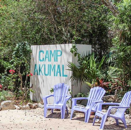 Camp Akumal