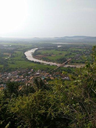 Vizianagaram, الهند: Tatipudi Reservoir