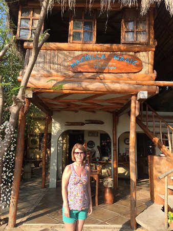 Machilla Magic: A brilliant shop