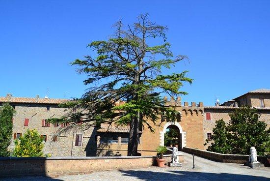 Montorio, إيطاليا: la porta del Castello