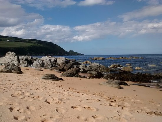 Greencastle, Ιρλανδία: Kinnagoe beach