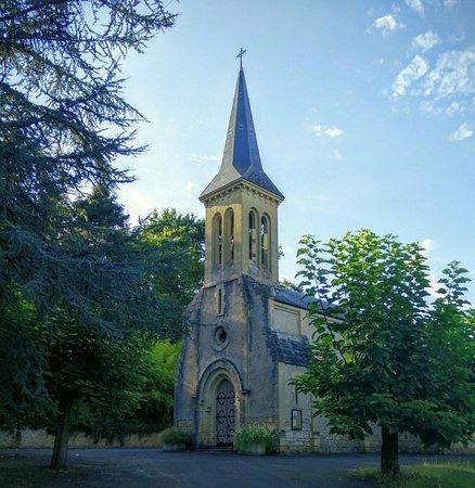 Lalinde, Prancis: Église Saint-Pierre-ès-Liens à Drayaux