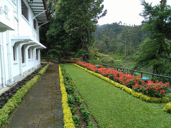 Dickoya, Sri Lanka: Governor's Mansion