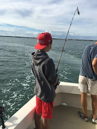 Reelax fishing charters is it worth visiting see what for Fishing charters atlantic beach nc