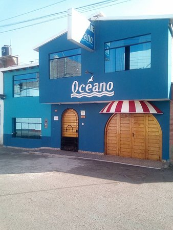 Hospedaje Oceano: friendly acommodation