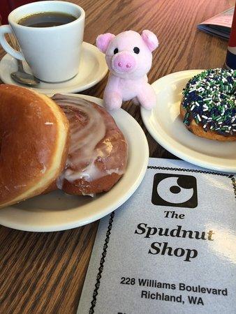 Spudnut Shop