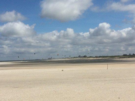 Ter Heijde, Países Bajos: Zandmotor tussen Ter Heide en Kijkduin