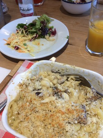 Fresh and tasty food in Nottingham